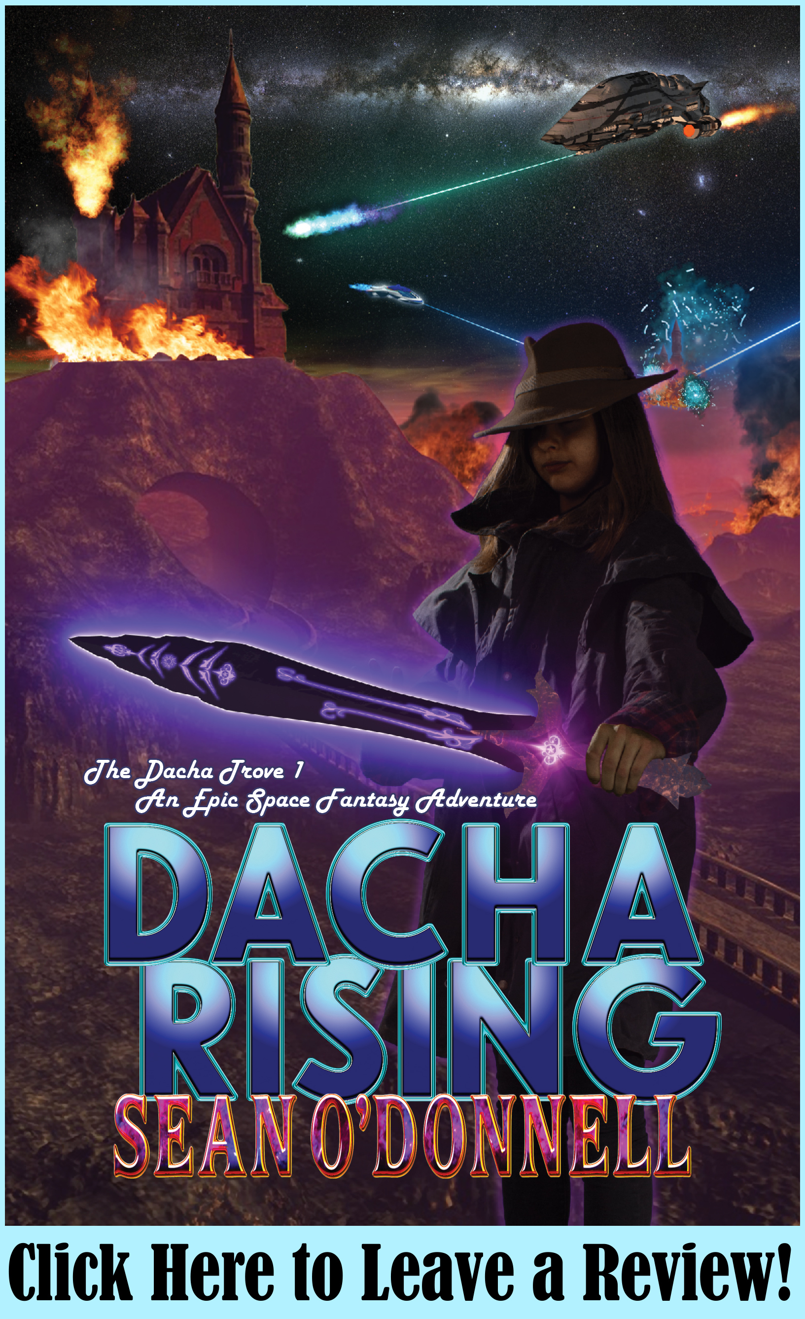 Click to Review Dacha Rising ... and Thank You!