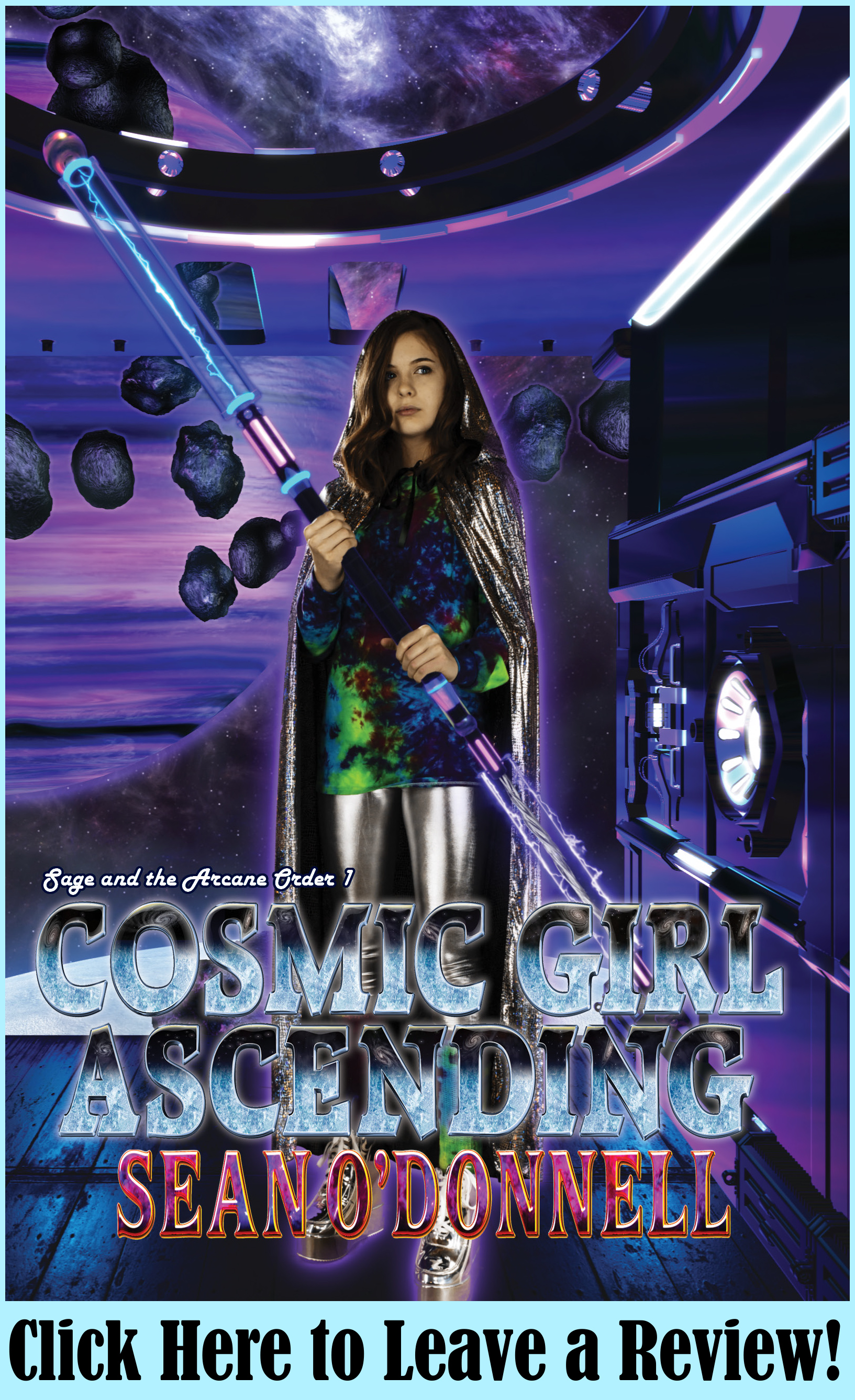 Click to Review Cosmic Girl Ascending ... and Thank You!