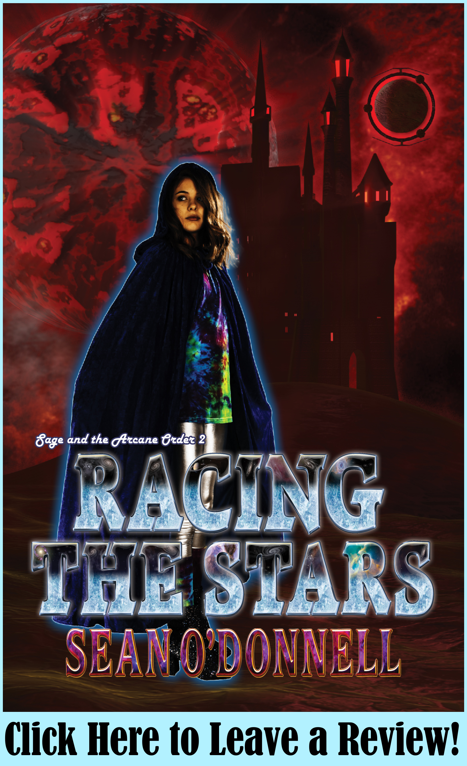 Click to Review Racing the Stars ... and Thank You!