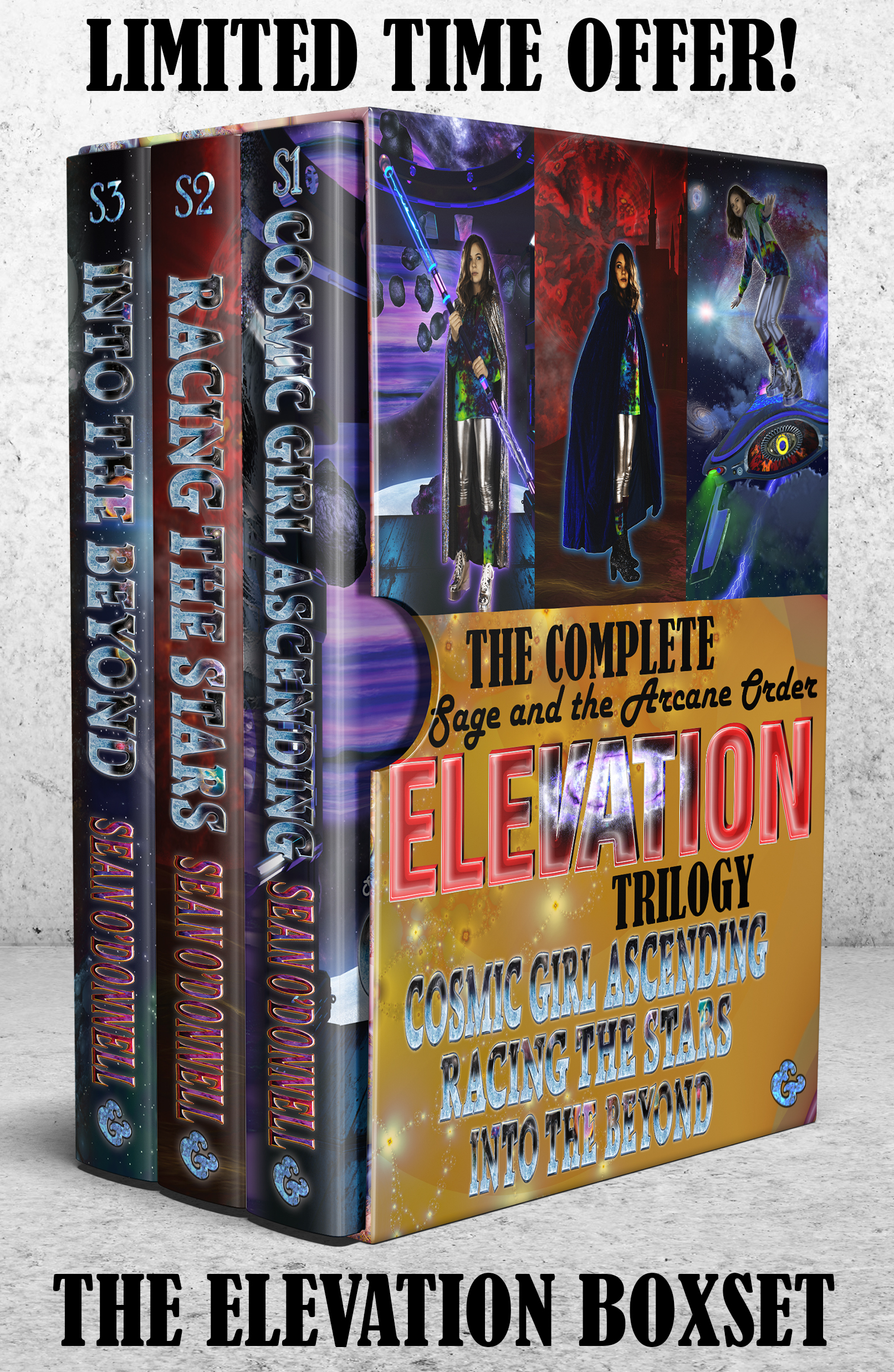 ELEVATION boxset